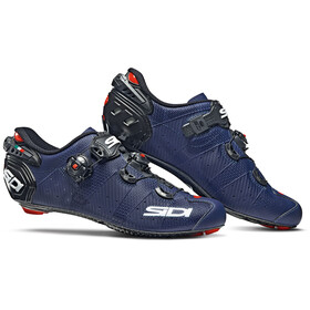 Sidi Wire 2 Carbon Sko Herrer, matt blue/black